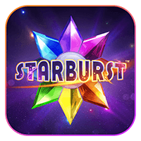 100 free spins op de Starburst slot